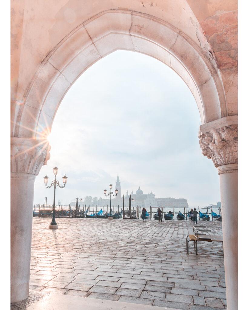 Venice Saint Marks Square Piazza San Marco