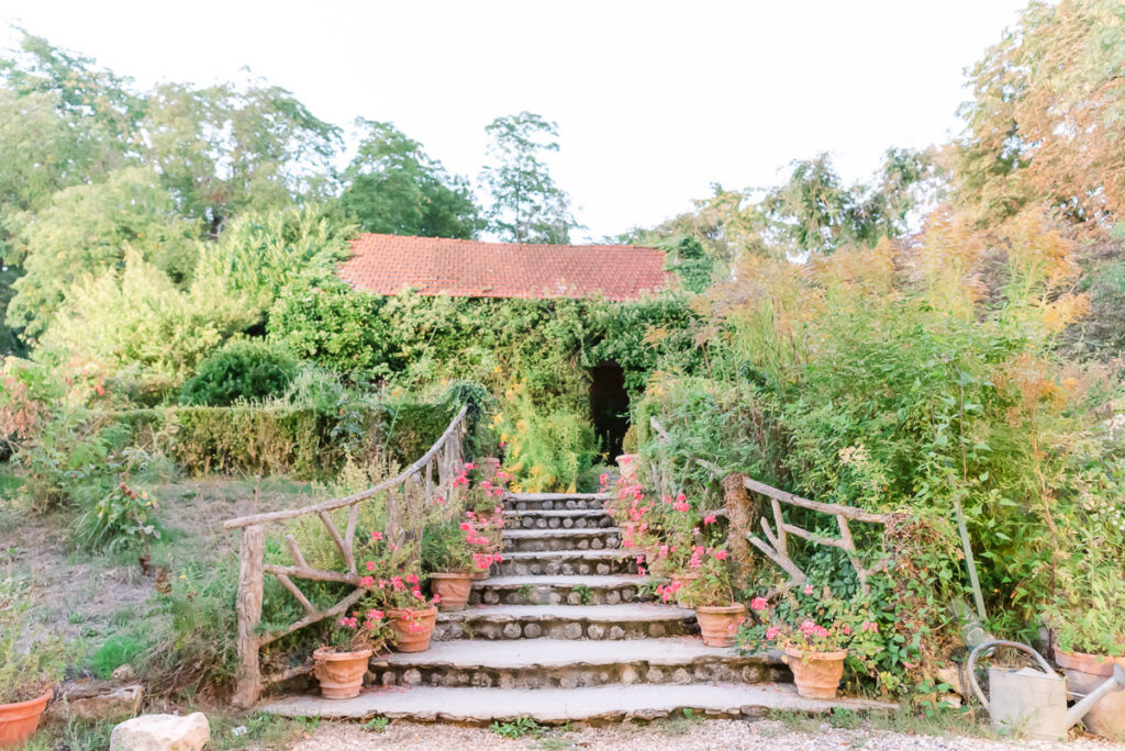 Restaurant and Preserved Art Studio in Giverny near Monet's Garden in France