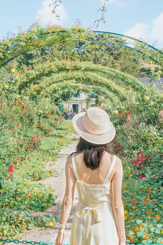 Monet's Garden in Giverny France