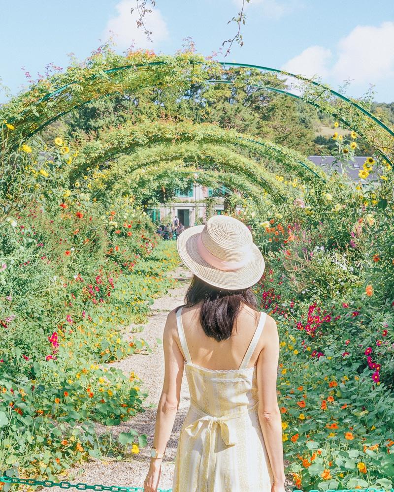 My Visit to Monet's Garden in France