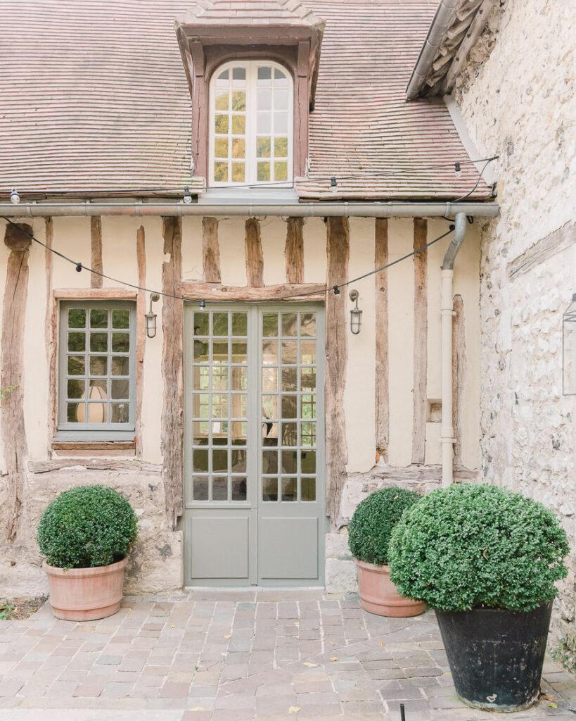 La Dime de Giverny hotel in Monet's hometown