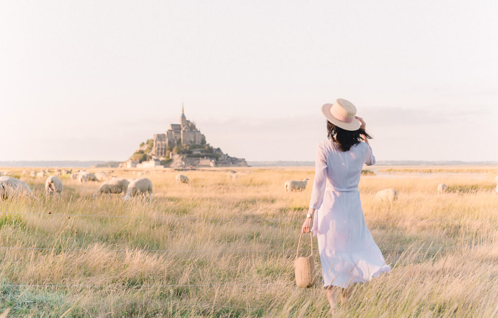 The Magical Mont St Michel