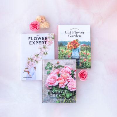 books on flowers