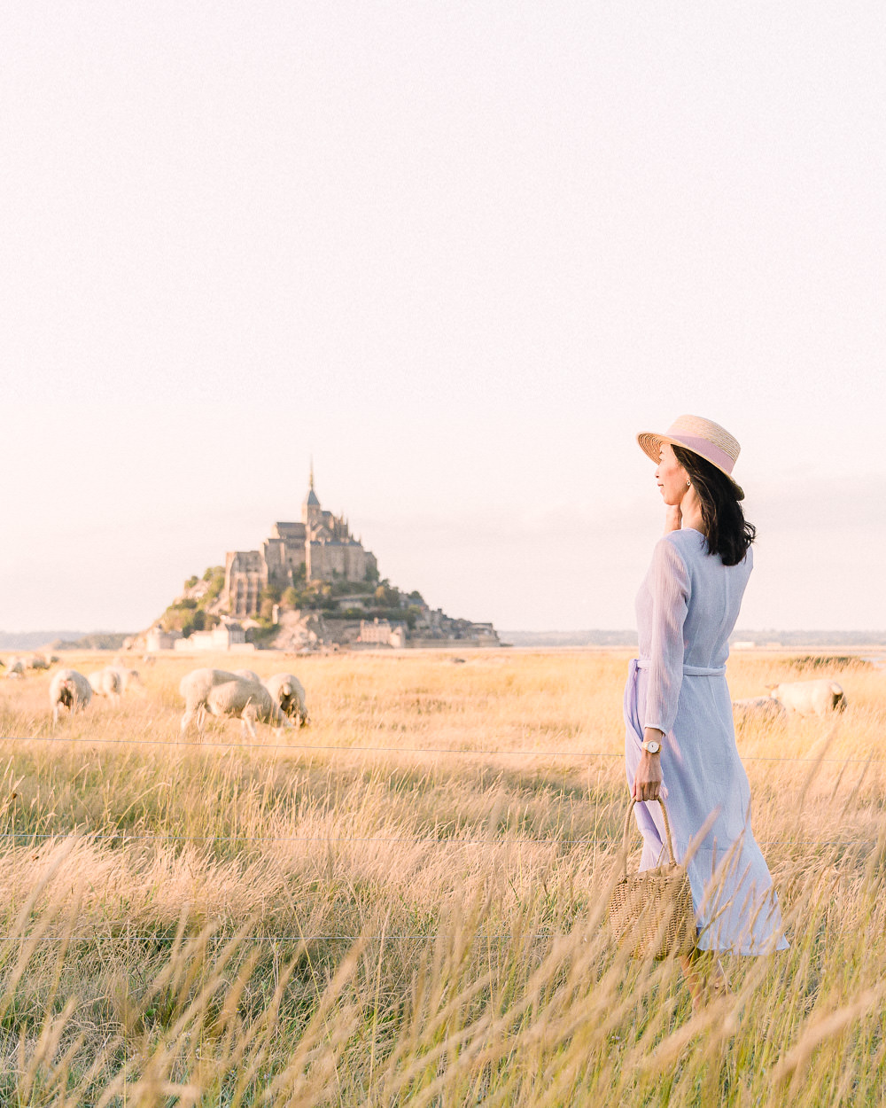 Visiting the Magical Mont Saint-Michel