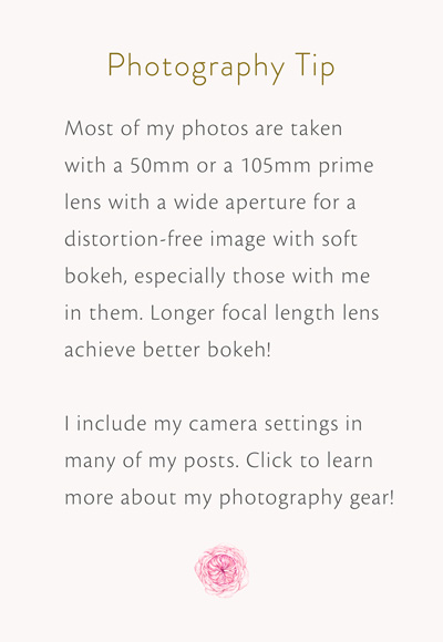 Photography Tip