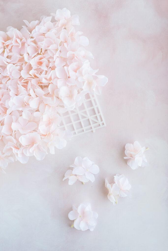 Flower mat from Michael's