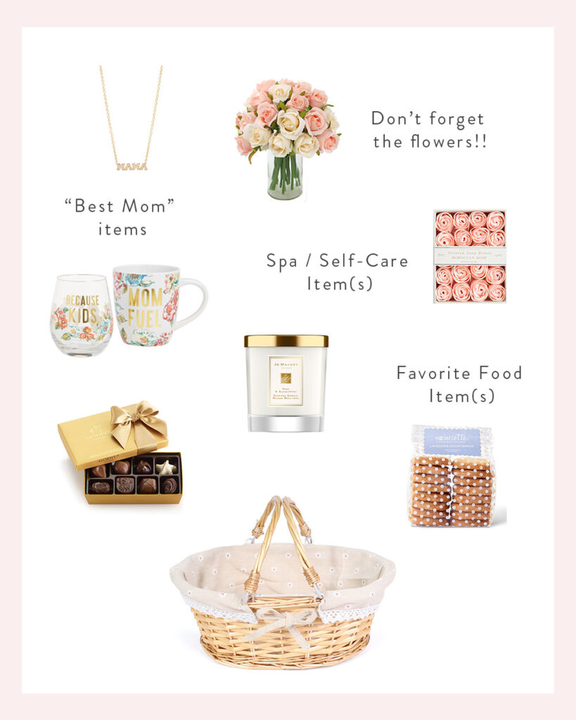 How to Build the Perfect Mother's Day Gift Basket