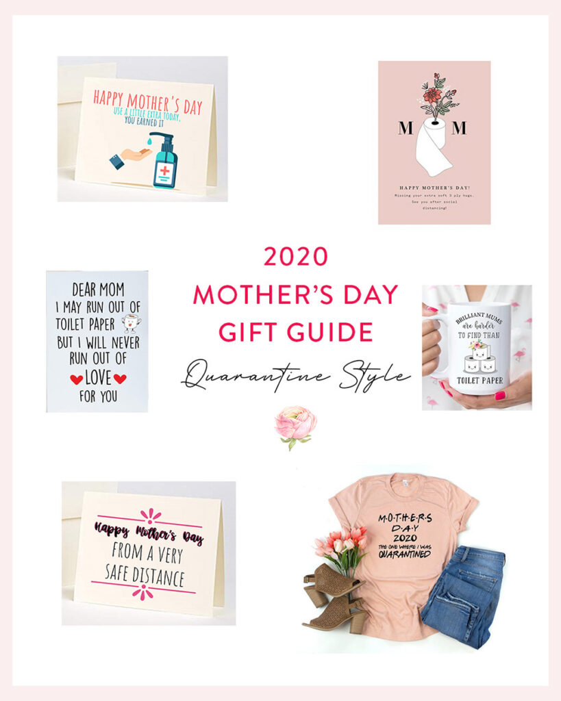 Mother's Day Gift Guide 2020 Quarantine Style