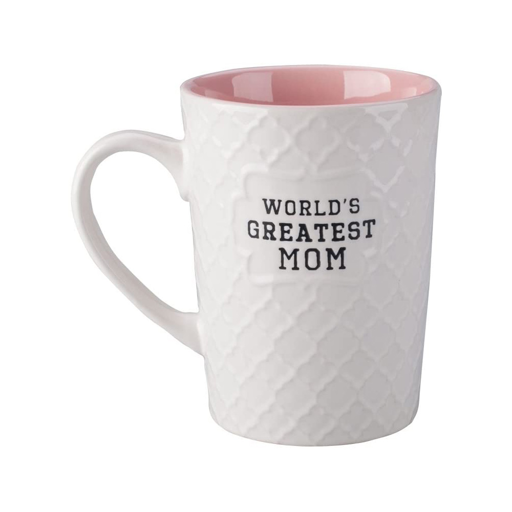 World's Greatest Mom mug for Mother's Day