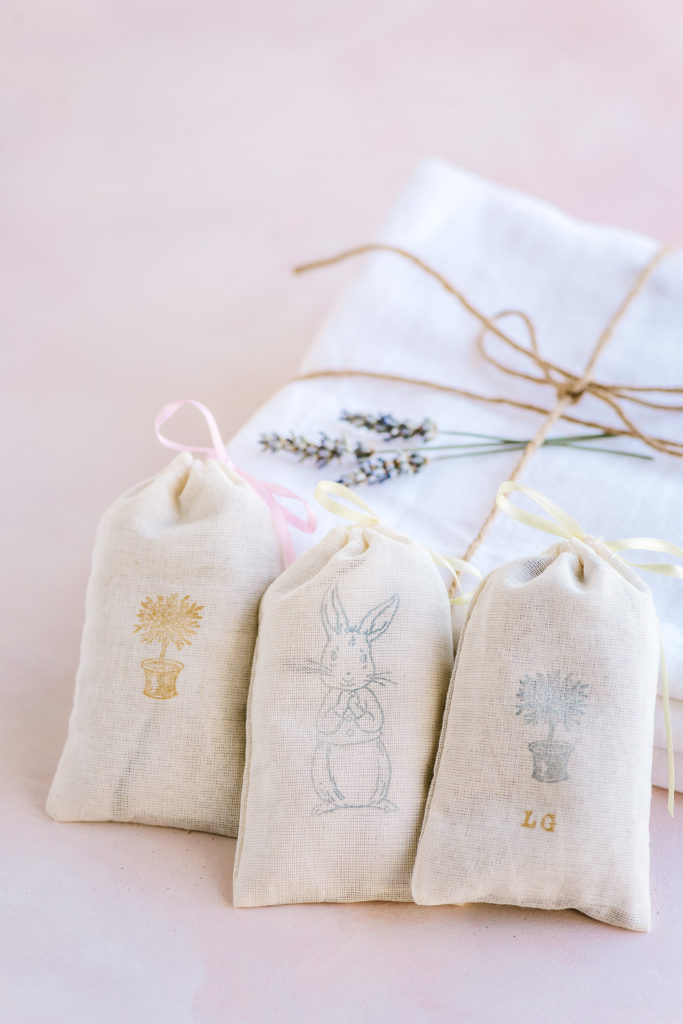 Lavender sachets - how to make your own!