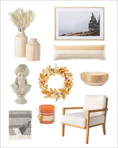 Best of Fall Decor at Target