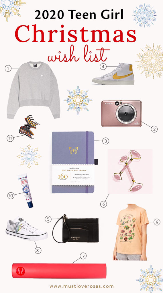 Christmas gifts for teenage girls 2020