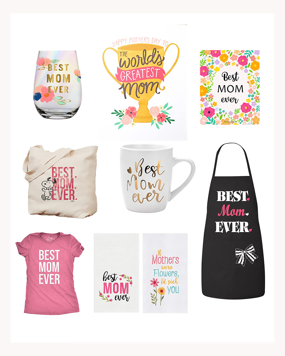 """""""Best Mom Ever"""" Gifts for Mother's Day"""