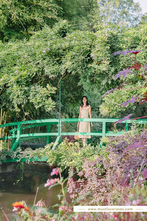 Monet's Real Life Garden in Giverny, France Trip Report and Pictures