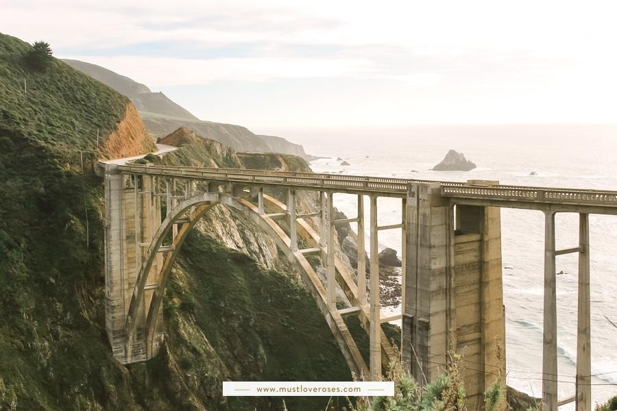 Bixby Bridge in Big Sur - Best Spots in Big Sur California