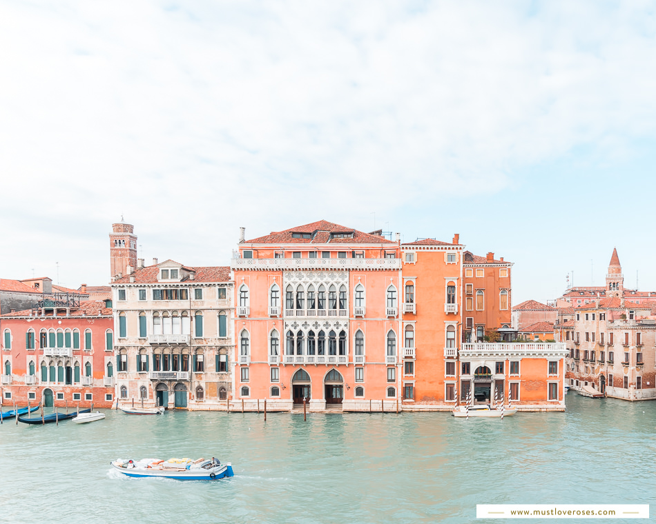 Beautiful Sights in Venice Italy